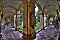 Sebastiansfriedhof Salzburg