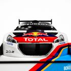 Sebastien Loeb - Pikes Peak Peugeot