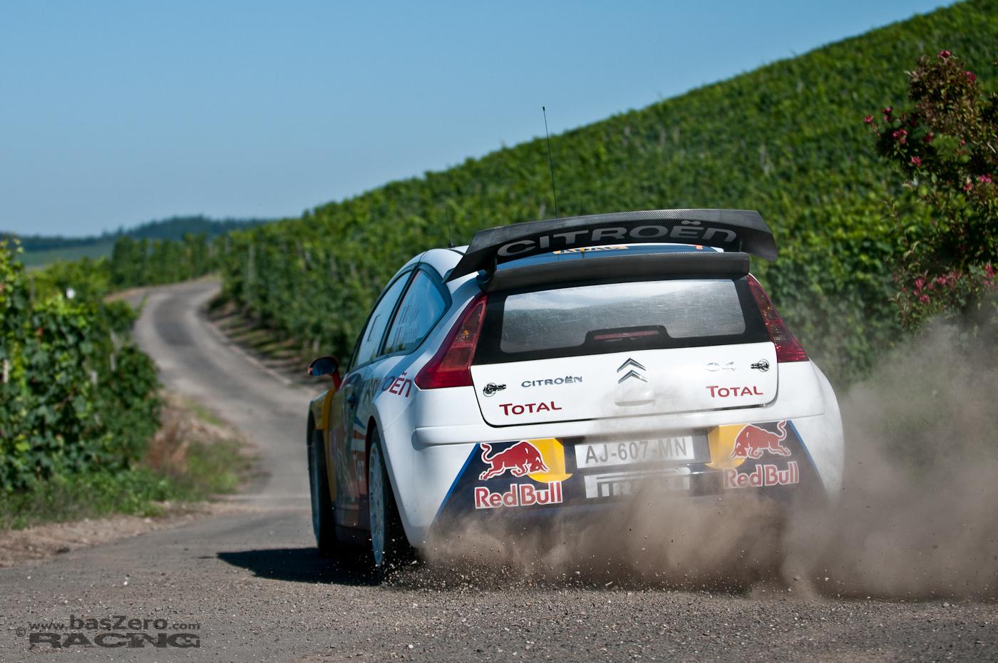 Sebastien Ogier - WRC Deutschland 2010