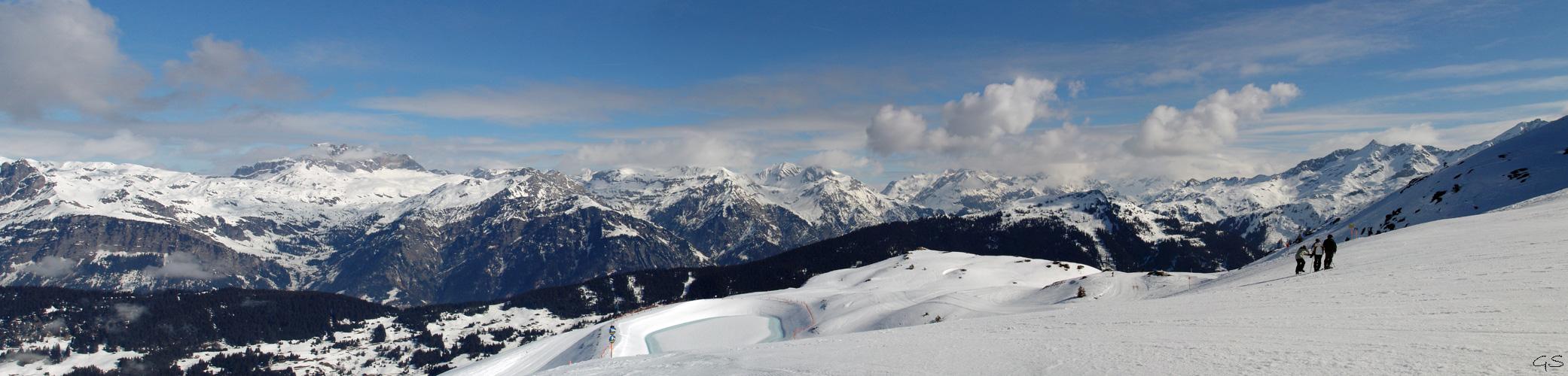 Sebliga Bergstation 2011