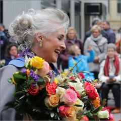 Sechseläuten: sie regiert den Kanton Zürich