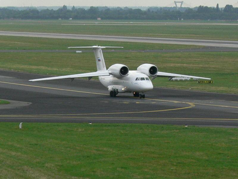 Second Sveridlovsk Air Enterprise RA-74048 Antonov AN-74D