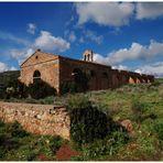 Seddas Moddizzis: chiesa di santa barbara