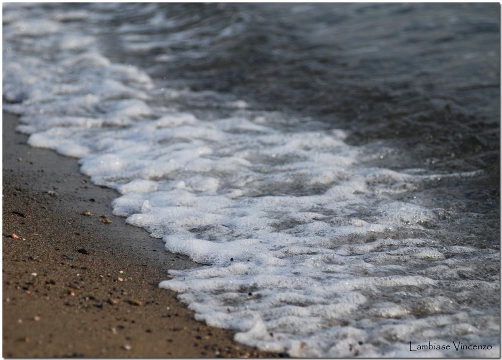 Seduti in riva al mare