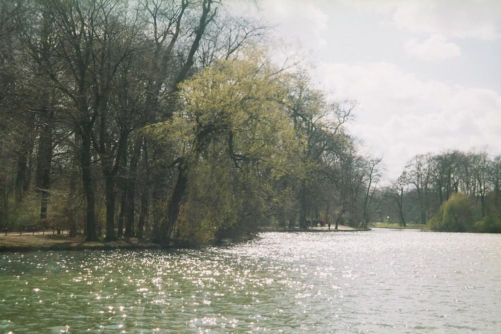 See im Englischen Garten
