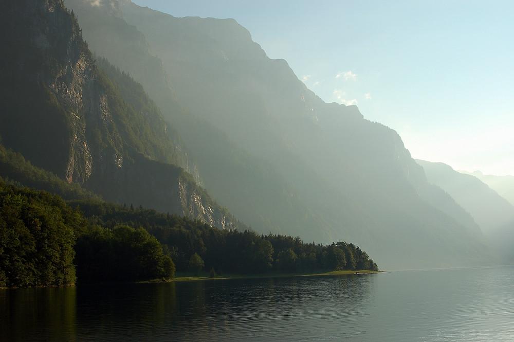 See ohne Stöpsel