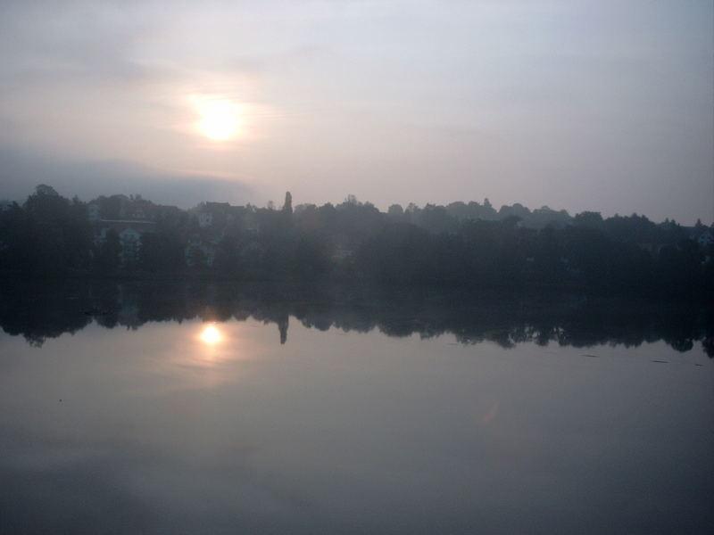 See und Nebel