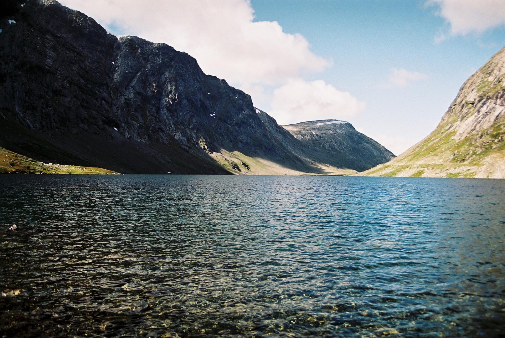 See zwischen Bergen