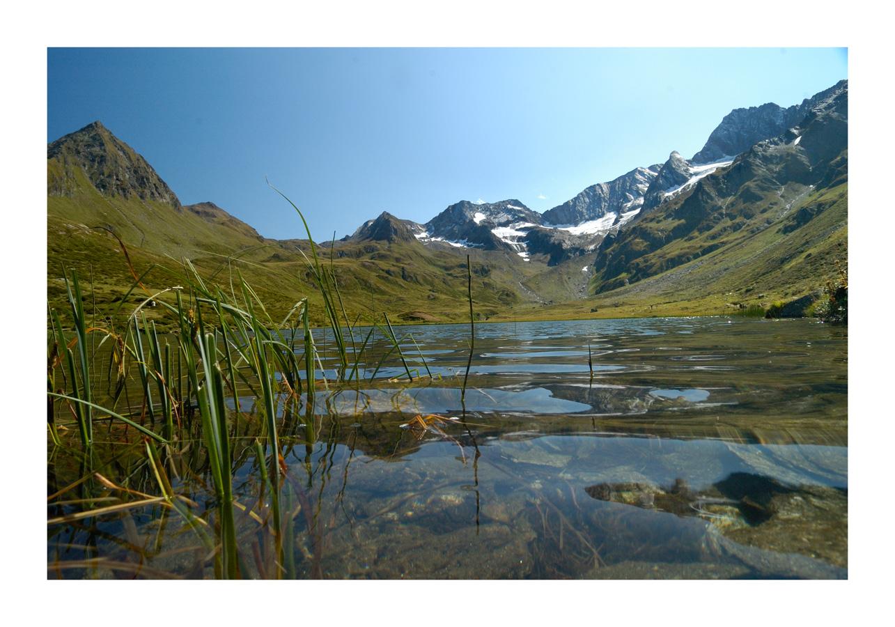 Seeber-See, Passeiertal, Südtirol