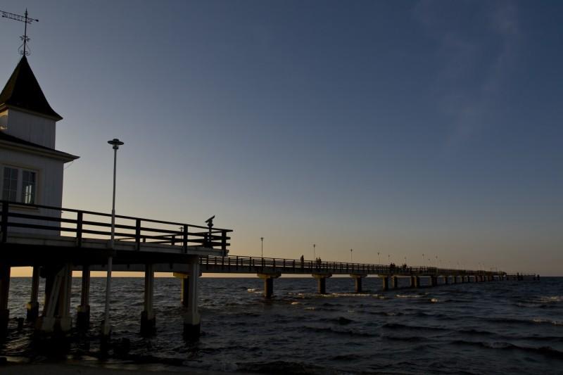 Seebrücke Ahlbeck #1
