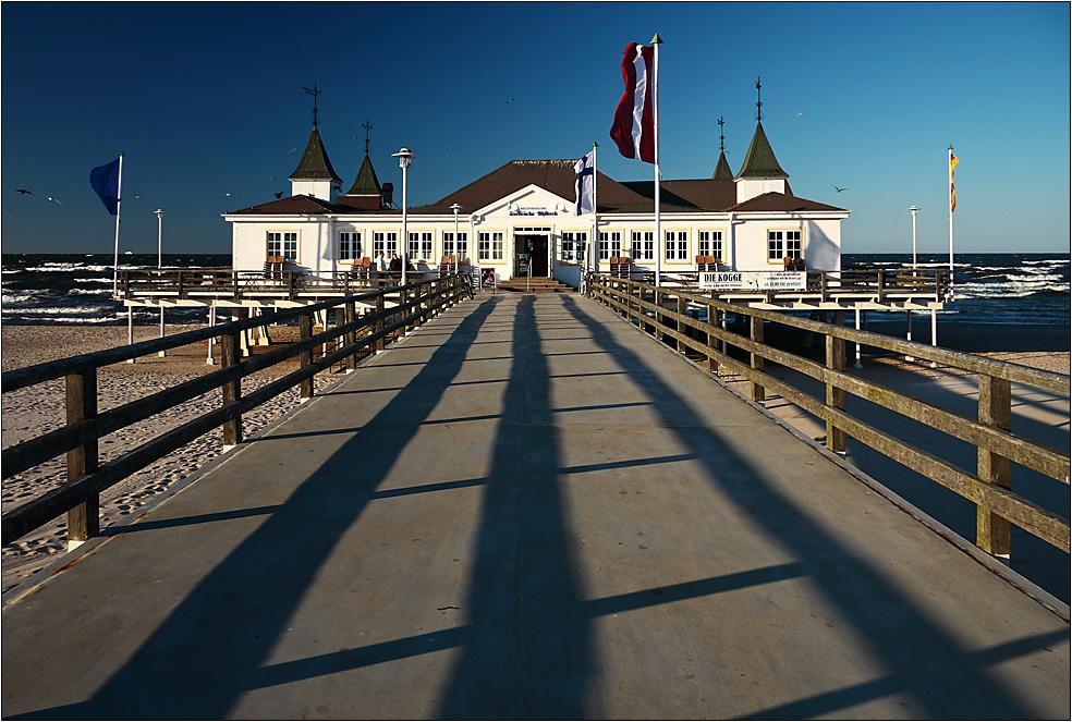 ~ Seebrücke Ahlbeck ~