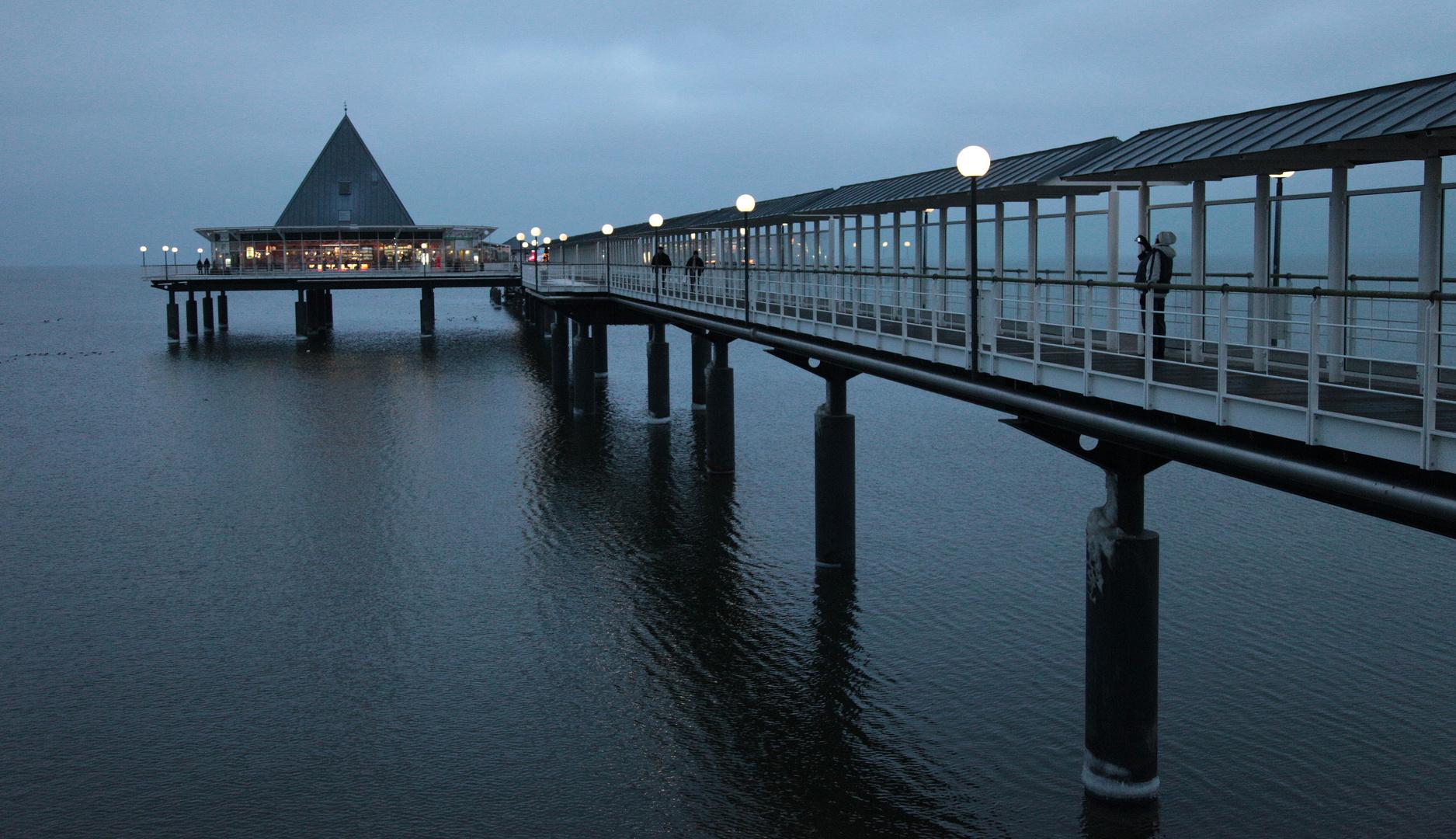 * Seebrücke Heringsdorf *