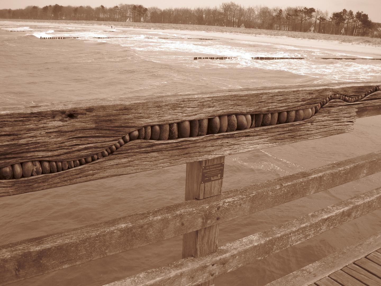 Seebrücke in Zingst