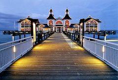 Seebrücke Sellin...