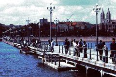 Seebrücke Tsingtao