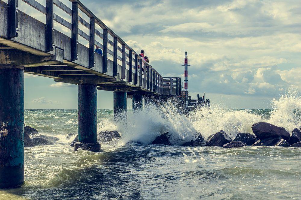 Seebrücke Wustrow - Fischland
