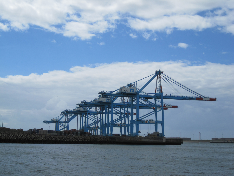 Seebrügge Hafen