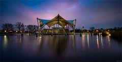 Seebühne im Elbauenpark Magdeburg