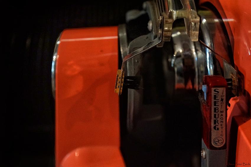 Seeburg Jukebox im Detail