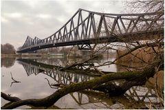 Seegartenbrücke im Dezember