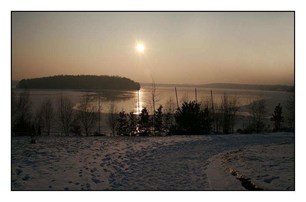 Seegeschichten im Winter