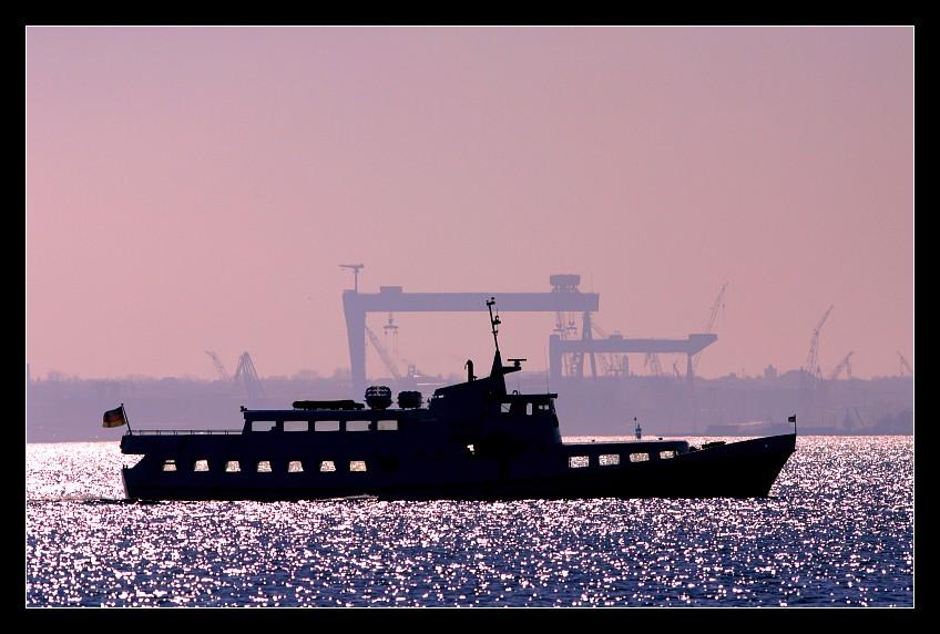 Seehafen Kiel