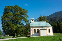 Seehof Kapelle in Achenkirch