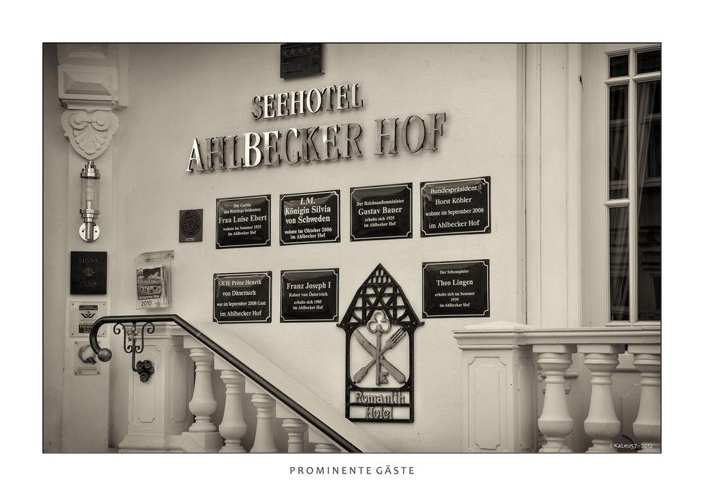 Seehotel Ahlbeck