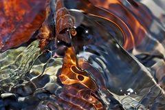 Seelenbilder 10: Wasser- und Gefühlsbewegungen. - L'eau comme moyen d'expression!