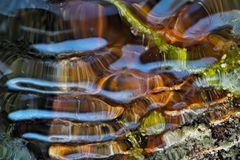 Seelenbilder 12: Wasser- und Gefühlsbewegungen. - L'eau comme moyen d'expression!