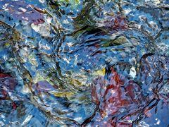 Seelenbilder 17: Wasser- und Gefühlsbewegungen. - L'eau comme moyen d'expression!