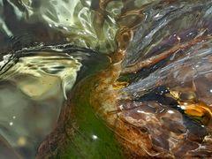 Seelenbilder 21: Wasser- und Gefühlsbewegungen. - L'eau comme moyen d'expression!