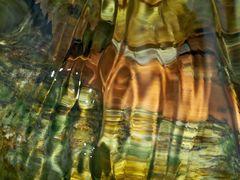 Seelenbilder 7: Wasser- und Gefühlsbewegungen. - L'eau comme moyen d'expression!