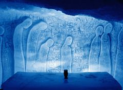 'Seelenverwandte im ewigen Eis'