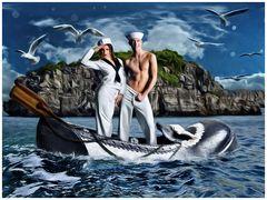 Seemanns Braut ist die See und nur ihr kann er (zuweilen) treu sein ;-)