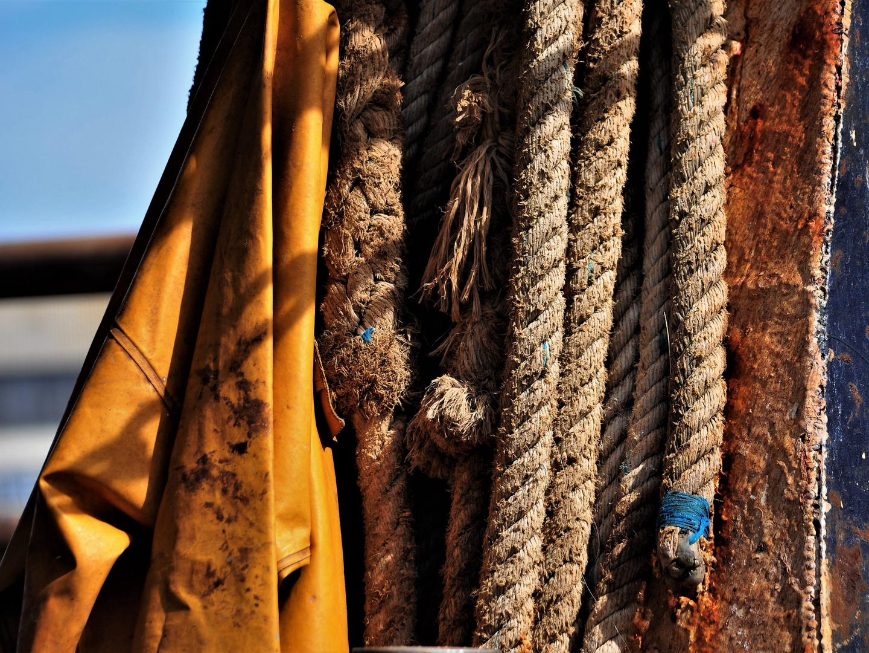 Seemannsgarn - ganz dick gesponnen