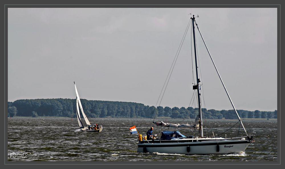 Seen, Fluss & Schiff — Bergen op Zoom, Provinz Nordbrabant, Niederlande