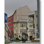 seen from the Schwebebahnhof Kluse... Elberfeld