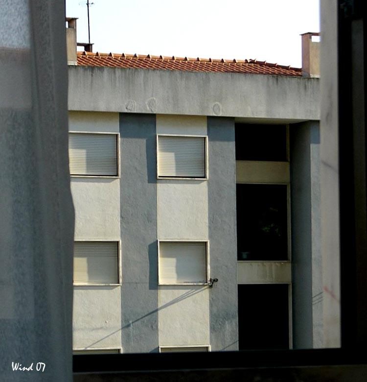 Seen windows of the window