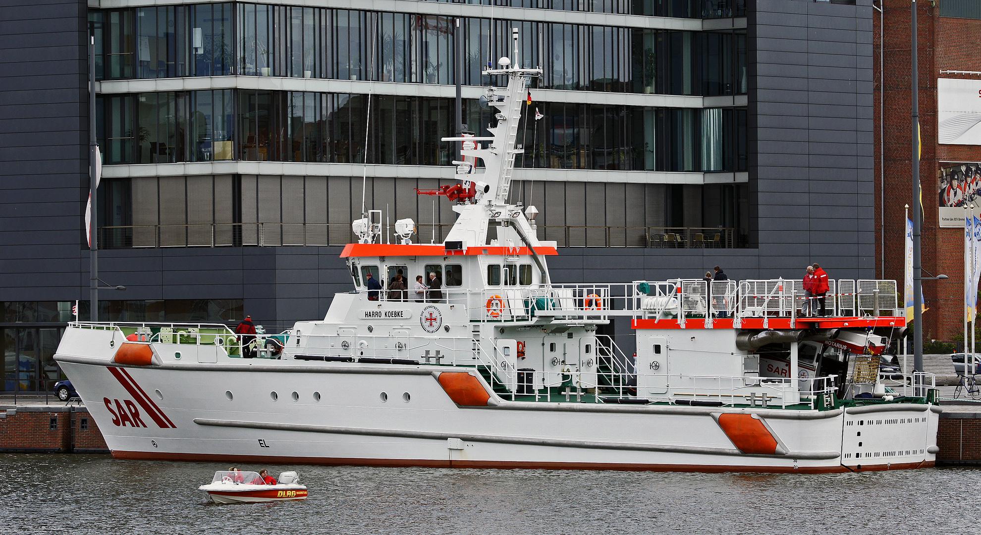 Seenotkreuzer - Harro Koebke