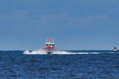 Seenotrettungsboot Wolfgang Wiese
