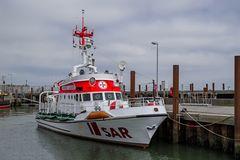 Seenotrettungskreuzer HANNES GLOGNER