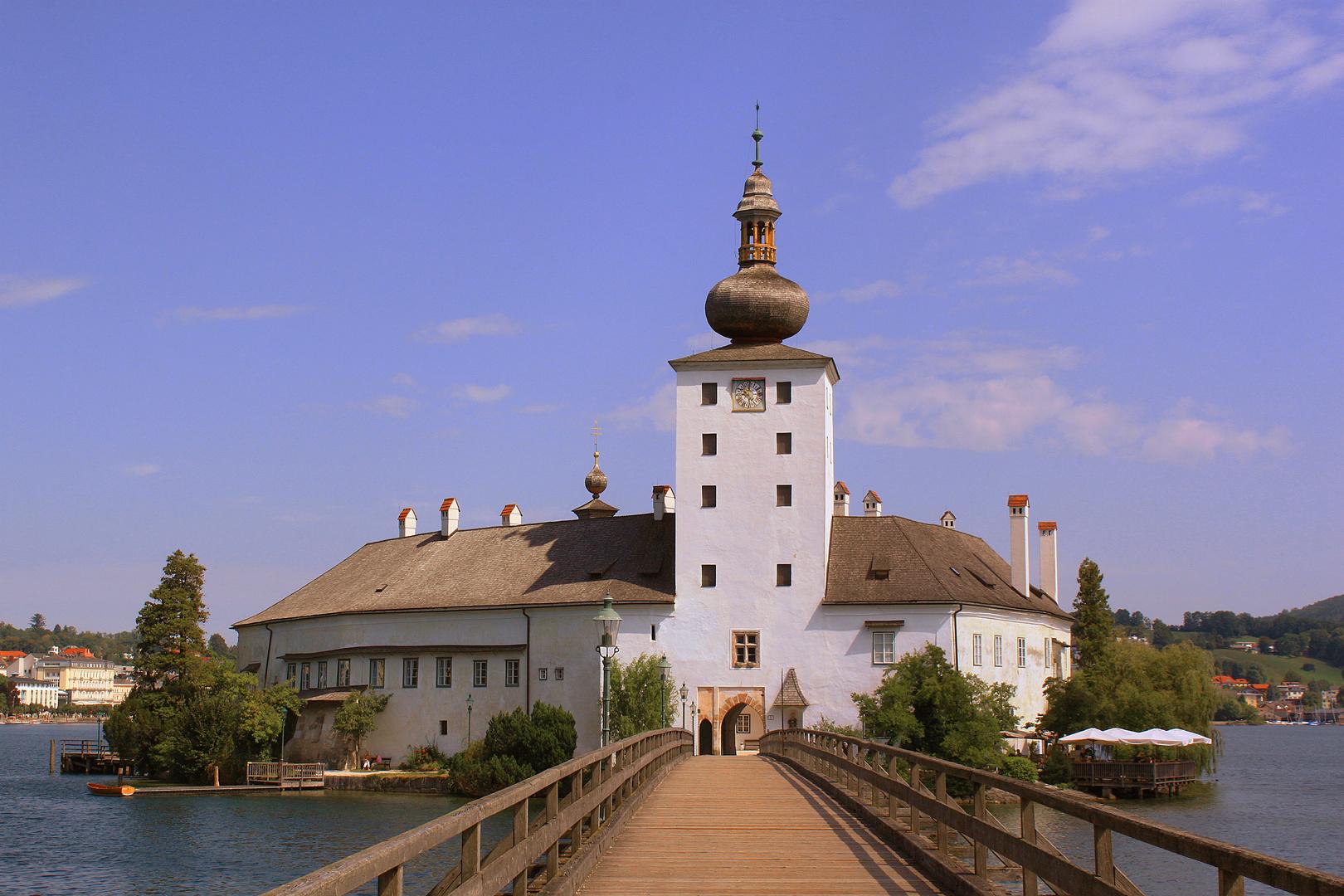 Seeschloss Ort, Gmunden