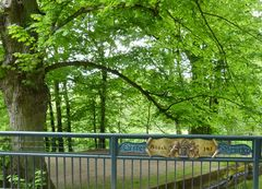 Seevebrücke bei Horst