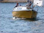 Segelboot.......