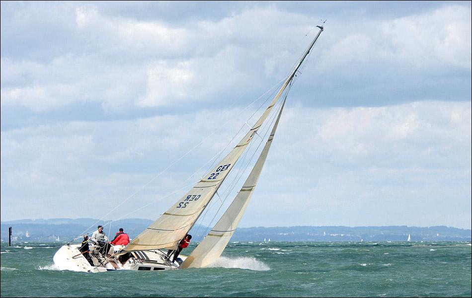 Segelboot und Tauchenfahrt ... ?