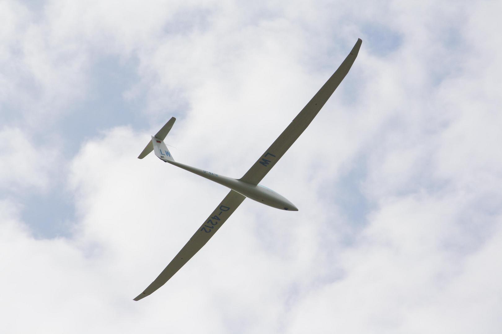 Segelflugzeug 2