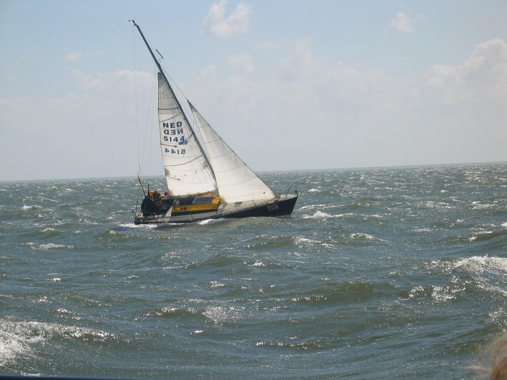 segeln in Holland