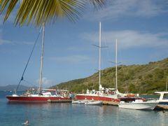 Segeltörn durch die British Virgin Islands