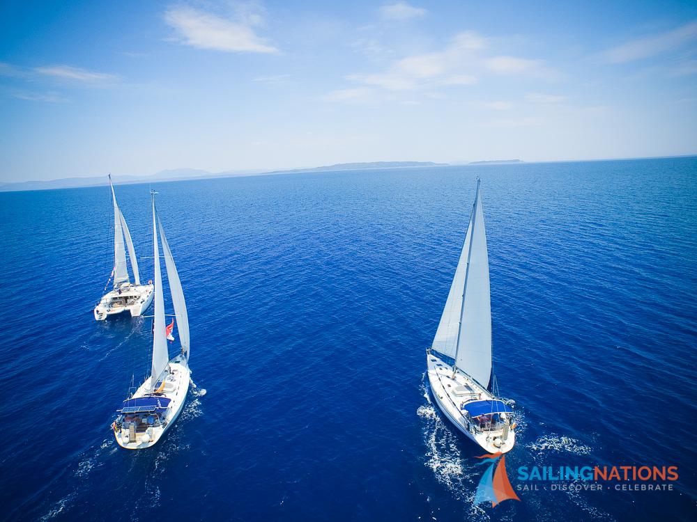 Segeltörn, Sailing Holidays Greece